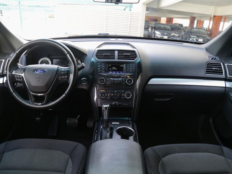 Ford Explorer XLT 3rd Row 2017 price $27,995