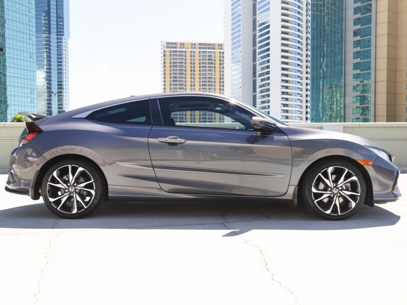 Honda Civic SI coupe 2017 price $20,995