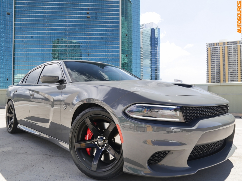 Dodge Charger SRT Hellcat 707HP 2018 price