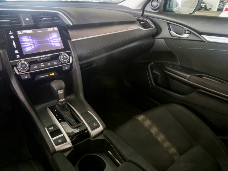 Honda Civic EX-T Turbo CVT 2017 price $19,995