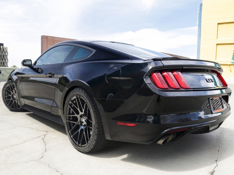 Ford ROUSH Warrior Mustang 670HP 2017 price $59,995
