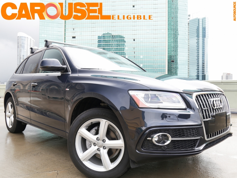 Audi Q5 Premium Plus TECH 2017 price $29,995