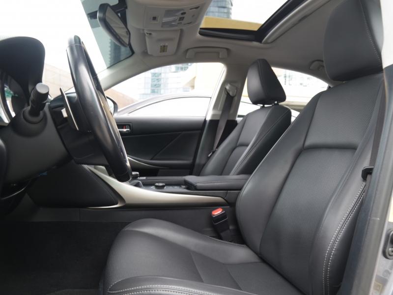 Lexus IS250 Sport 2015 price $23,995