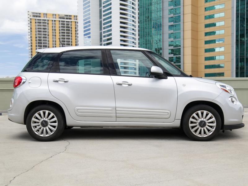 Fiat 500L Easy 2014 price $9,995