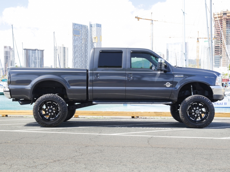 Ford F250 Lifted 9in 4WD Diesel 2000 price $29,995