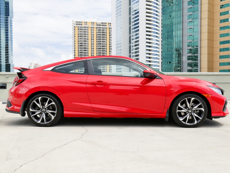 Honda Civic Si coupe 2018 price $24,995