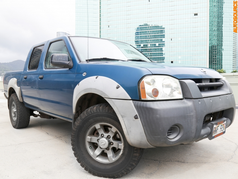 Nissan Frontier XE Crew Cab 2002 price $5,995