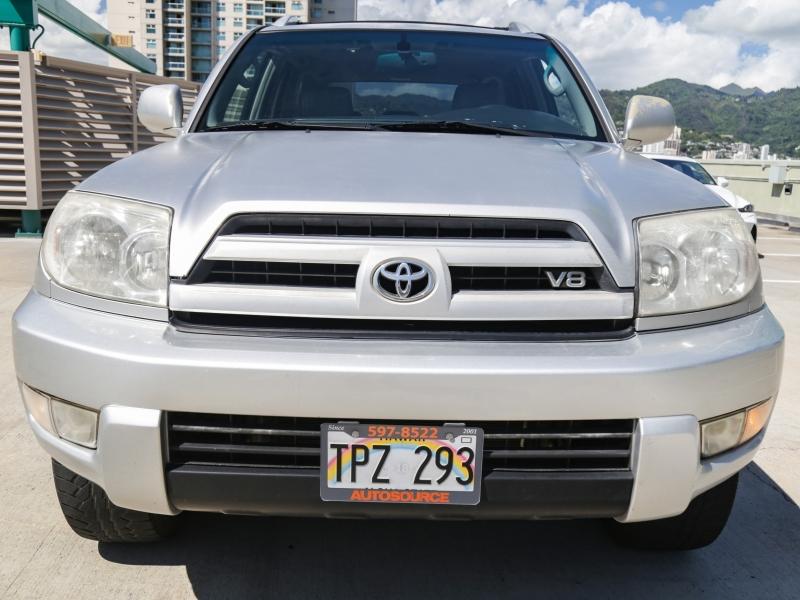 Toyota 4Runner Limited V8 2004 price $9,995