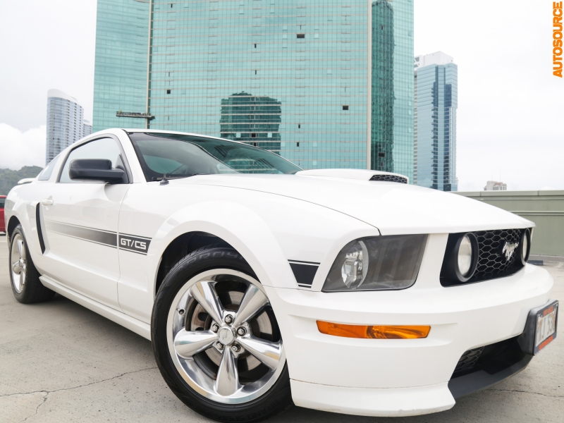 Ford Mustang GT California Special Manual 2008 price $16,995