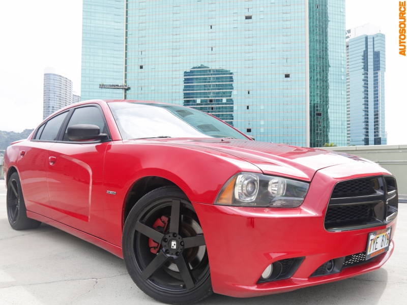 Dodge Charger R/T Max 2012 price $19,995