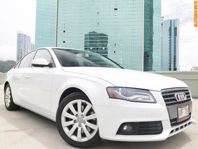 Audi A4 FrontTrak Premium 2012 price $11,995