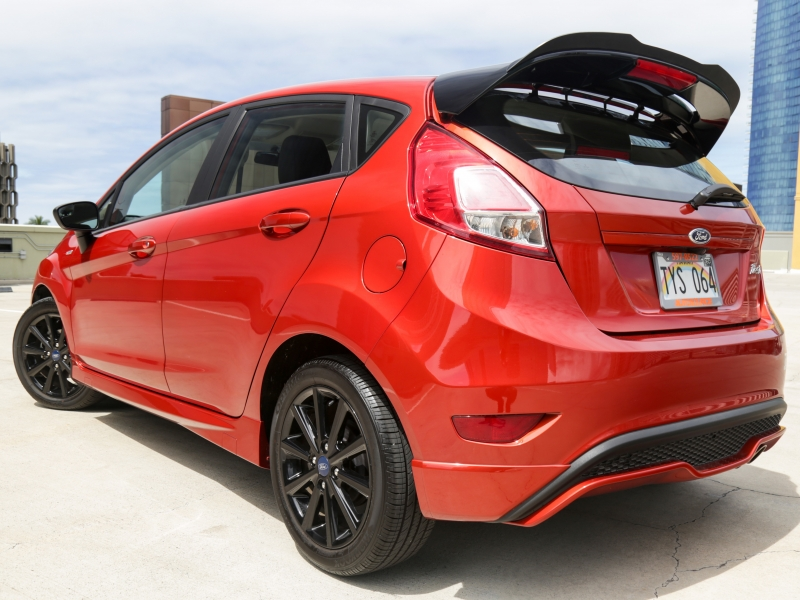 Ford Fiesta ST Line Manual 2019 price $19,995