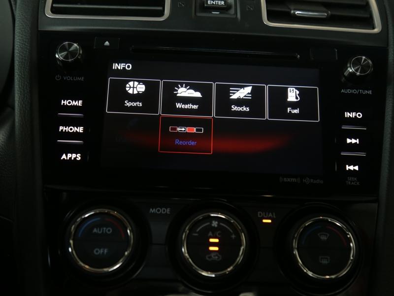 Subaru WRX STI (Manual) 2018 price $34,995