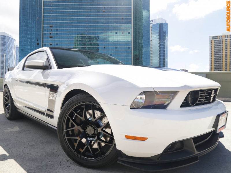 Ford Mustang Boss 302 Manual 2012 price $39,995