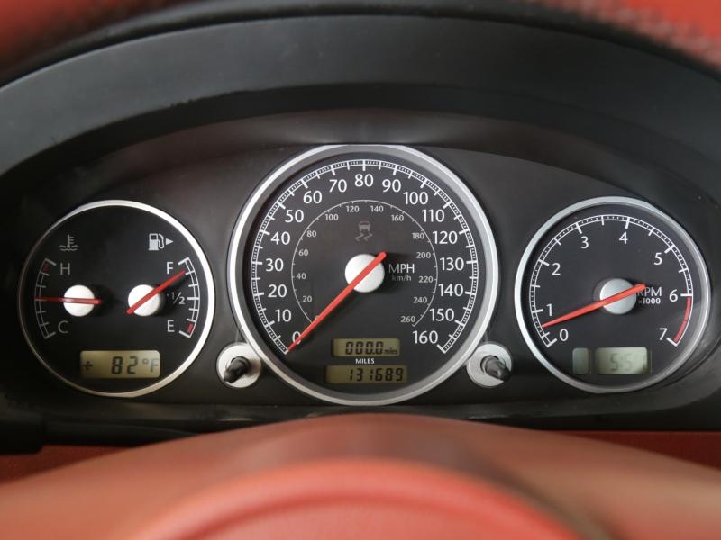 Chrysler Crossfire Manual 2004 price $3,995