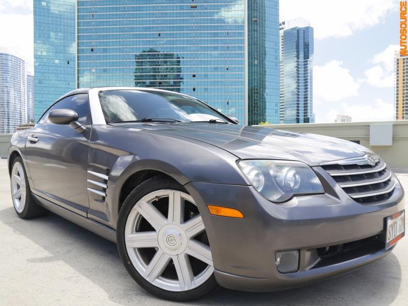 2004 Chrysler Crossfire Manual