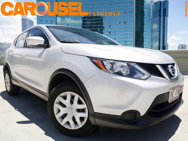 Nissan Rogue SPORT 2018 price $19,995