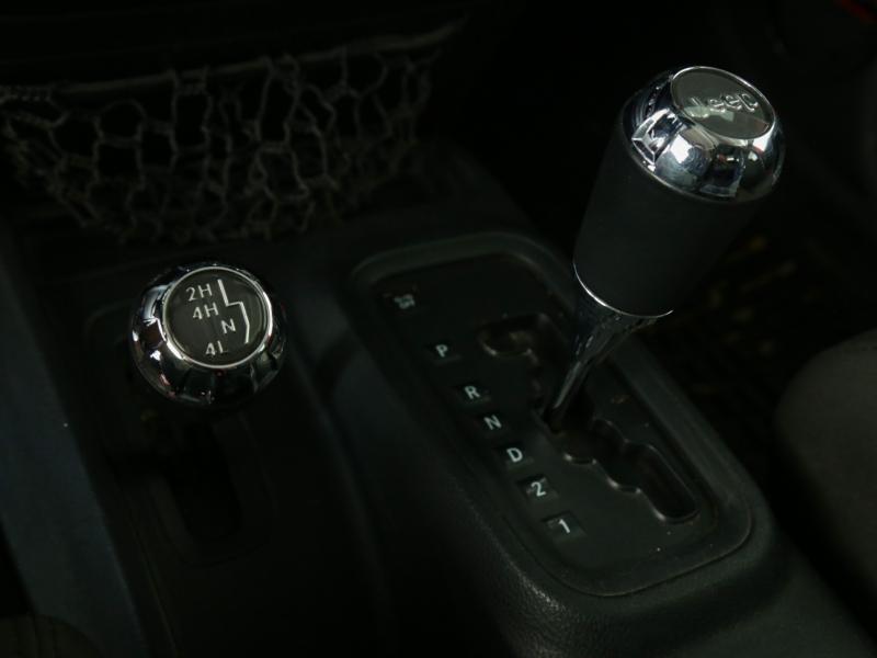 Jeep Wrangler 4WD Lifted Unltd Sport 2011 price $19,995