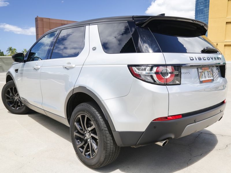 Land Rover Discovery 4WD SE 2017 price $26,995