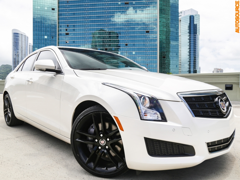 Cadillac ATS 2.0T Luxury 2014 price $19,995