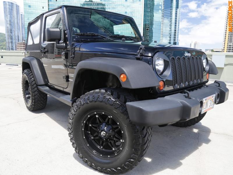 2012 Jeep Wrangler 4WD Sport