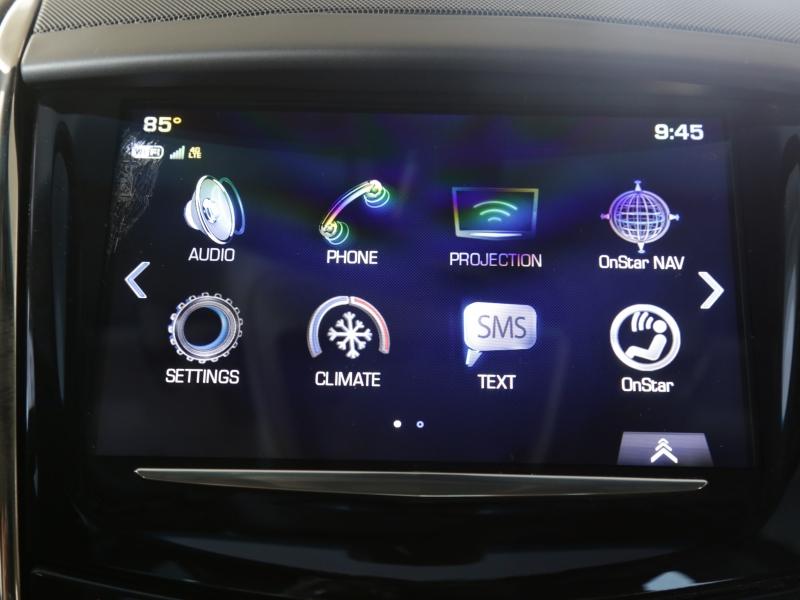 Cadillac ATS 2.0T 2017 price