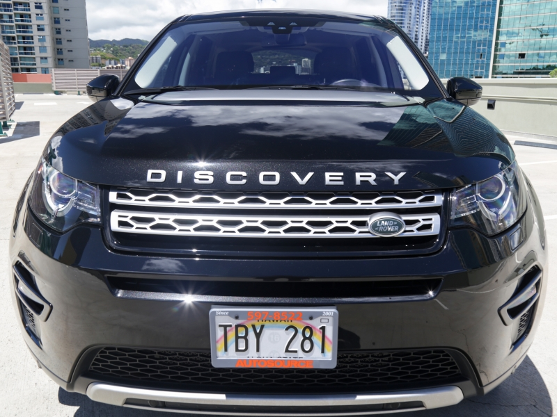 Land Rover Discovery 4WD Sport HSE 2017 price $36,995