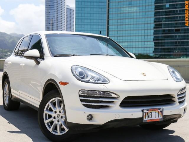 2012 Porsche Cayenne AWD Tiptronic