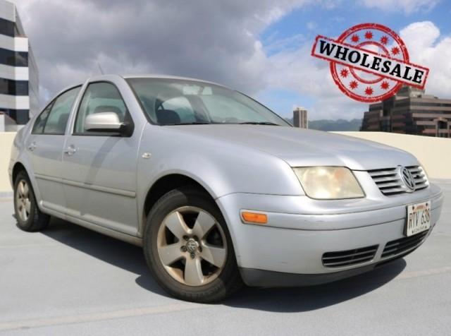 2003 Volkswagen Jetta GLS Auto