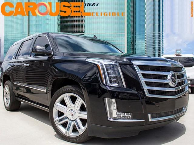 2015 Cadillac Escalade Premium 12K MILES