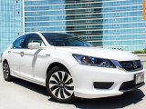 Honda Accord Hybrid EX-L 2014