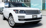 Land Rover Range Rover Full Size V8 Supercharged 2013
