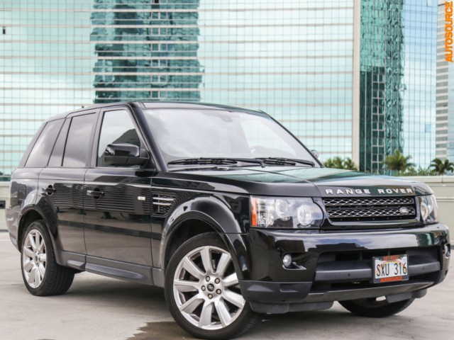2013 Land Rover Range Rover Sport 4WD HSE