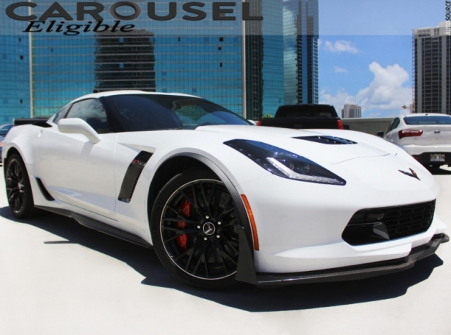 2016 Chevrolet Corvette Z06 3LZ Manual 4k Miles