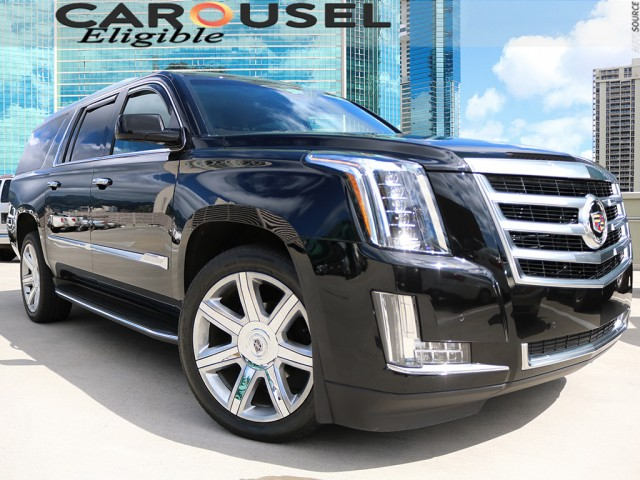 2015 Cadillac Escalade ESV Lux