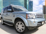 Land Rover LR4 HSE (with 3rd Row) 2011