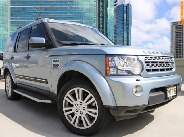 2011 Land Rover LR4 HSE (with 3rd Row)