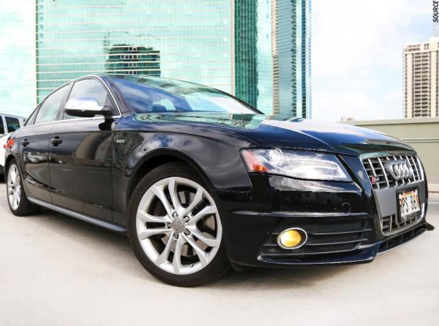 2012 Audi S4 Quattro Premium Plus