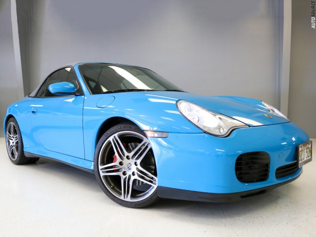 2004 Porsche 911 C4S cab 6-Spd