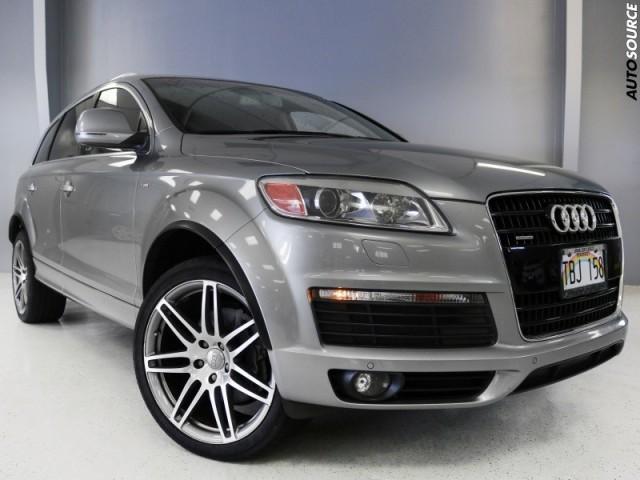 2008 Audi Q7 Quattro Premium