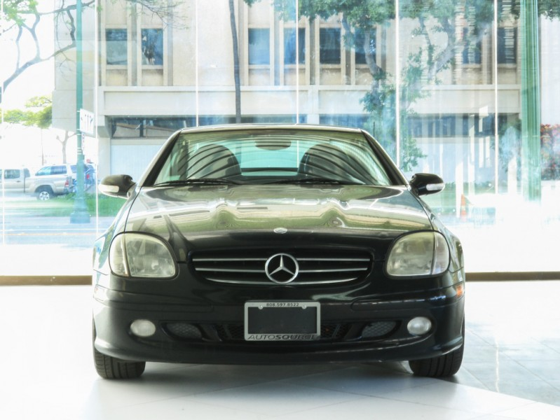 Mercedes benz slk320 roadster autosource automobile for Mercedes benz oahu