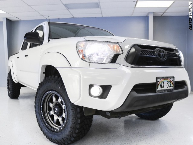 2013 Toyota Tacoma Long Bed
