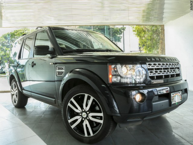 2012 Land Rover LR4 4WD HSE