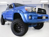 Toyota Tacoma PreRunner Lifted Manual 2006