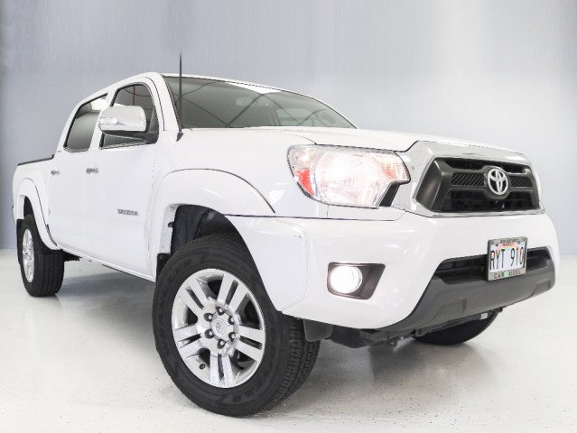 2013 Toyota Tacoma Limited w/leather