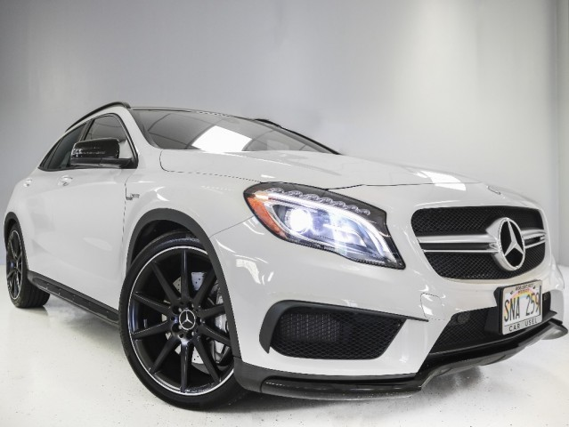 2015 Mercedes-Benz GLA45 AMG 4Matic Turbo