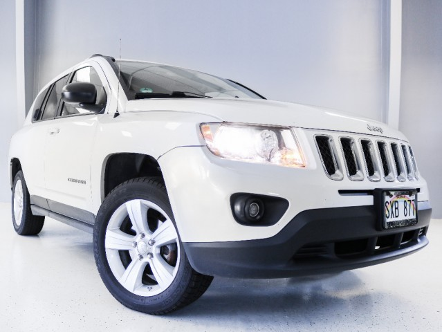 2011 Jeep Compass Manual