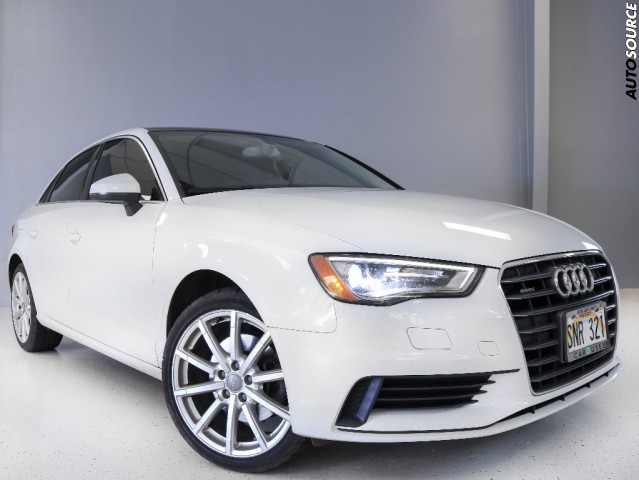 2015 Audi A3 Premium Quattro