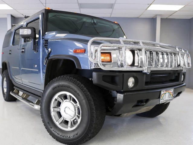 2007 Hummer H2 4WD