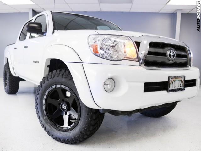 2009 Toyota Tacoma 4WD
